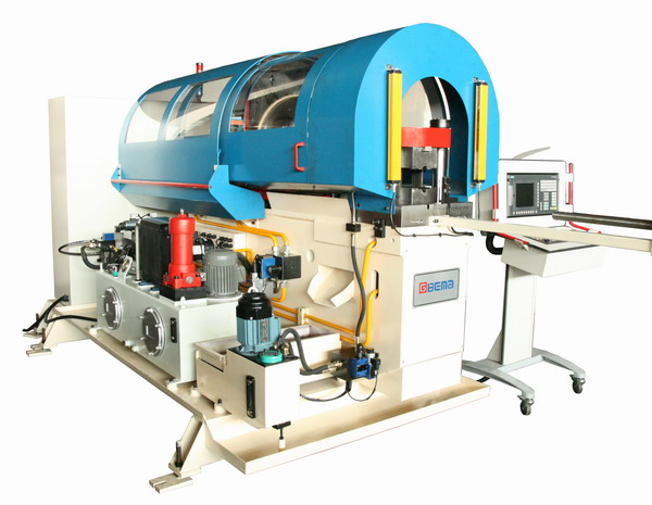 Multi Station End Forming Machine