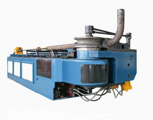 Heavy Duty Hydraulic Pipe Bender
