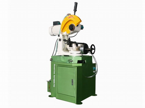 Hand Movement Disc sawing Machine
